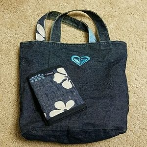 Roxy Girl tote purse